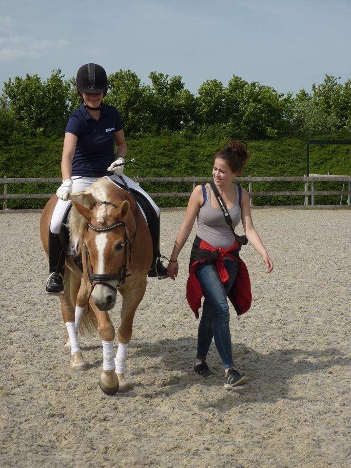 Debora en Eva met Alexia